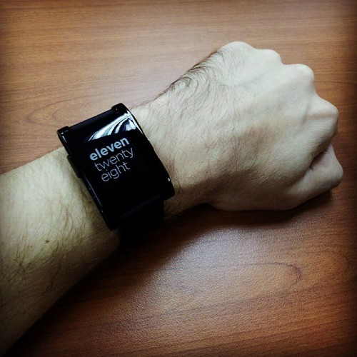 Pebble Programming