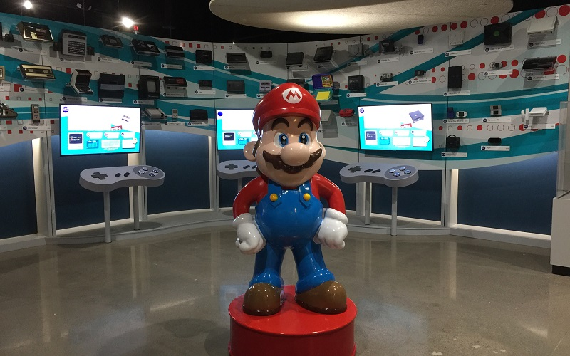 National Videogame Museum (Frisco, TX)